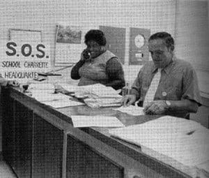 Ann G. Atwater & C.P. Ellis, School Integration Charette Leaders