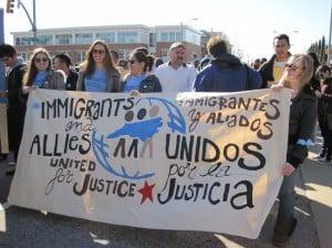 Immigrant justice