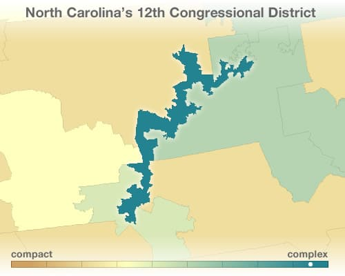 Gerrymandering American Horribleness Right Here At Home