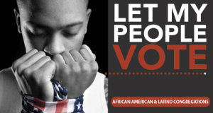 photo: let my people vote