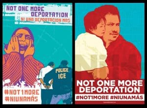 NotOneMore Deportation