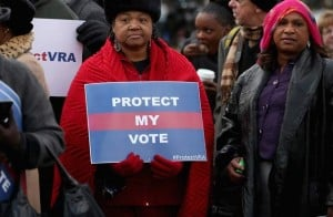 voting rights rollback